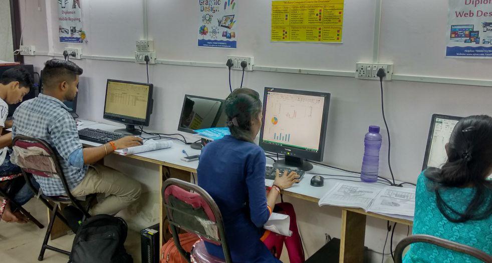 Computer Classes in Nalasopara | Best Computer Training Institutes